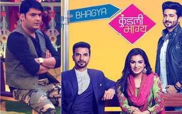 The Kapil Sharma Show OUSTED From Top 10, Kundali Bhagya Makes A Smashing Entry!