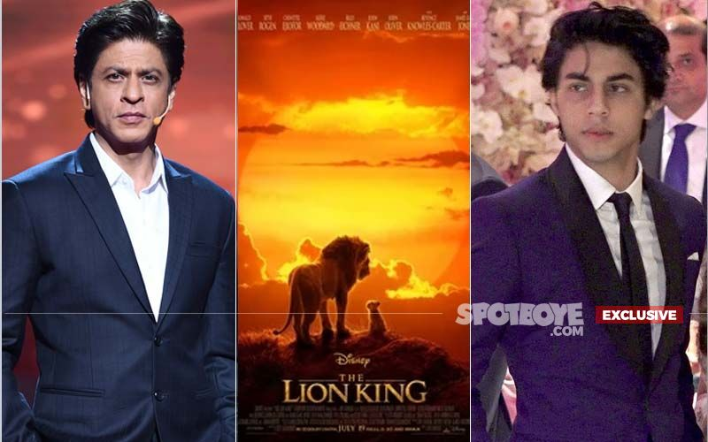 The Lion King Box-Office Prediction Day 1: Shah Rukh And Aryan Khan To Roar The Loudest