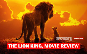 The Lion King, Movie Review: No Roar!