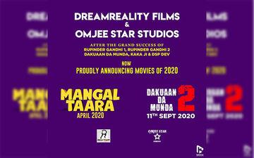 The Makers Of 'DSP Dev' Announce Their 2020 Scheduled Movies; 'Mangal Tara', 'Dakuaan Da Munda 2'