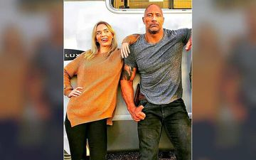 After Jungle Cruise, Dwayne 'The Rock' Johnson And Emily Blunt To Reunite For A Superhero Movie, Ball And Chain