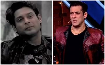 Bigg Boss 13: Salman Khan Bashes Sidharth Shukla For Giving Gaalis, 'Kya Yahi Aapka Real Personality Hai'