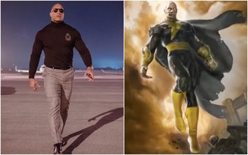 Black Adam: Dwayne Johnson Begins Prepping For The Badass Role; The Rock Says, 'This One's In My Blood'