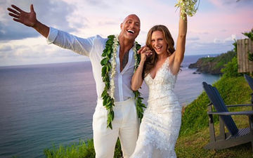 Dwayne Johnson Finally Seals The Deal! 'The Rock' Gets Married To His Long Term Girlfriend Lauren Hashian