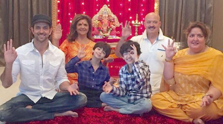 the roshan family