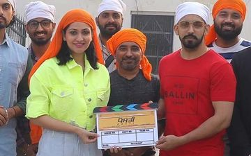 The Shooting Of Gippy Grewal's 'Posti' Goes On The Floor