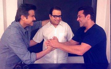 Race 3 Cast Gets Jhakaas, Anil Kapoor Joins Salman Khan