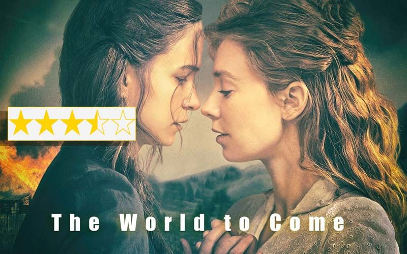 The World To Come Review: Starring  Vanessa Kirby And Katherine Waterston The Film Celebrates Lesbian Love On Women's Day