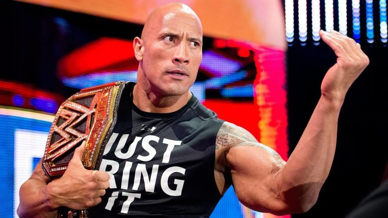 Dwayne Johnson AKA The Rock Is All Set To Return To The WWE Ring; Announces His Comeback With A Bang