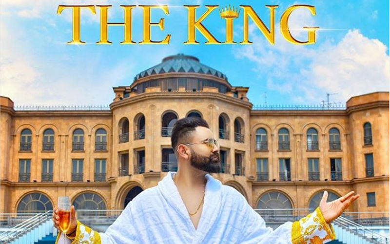 'The King': Amrit Maan Is Coming Up With A Brand New Track