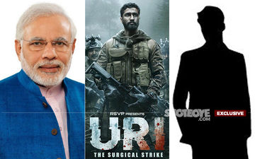 There's A Narendra Modi In Vicky Kaushal's Uri: The Surgical Strike--- And Guess Who Plays It!