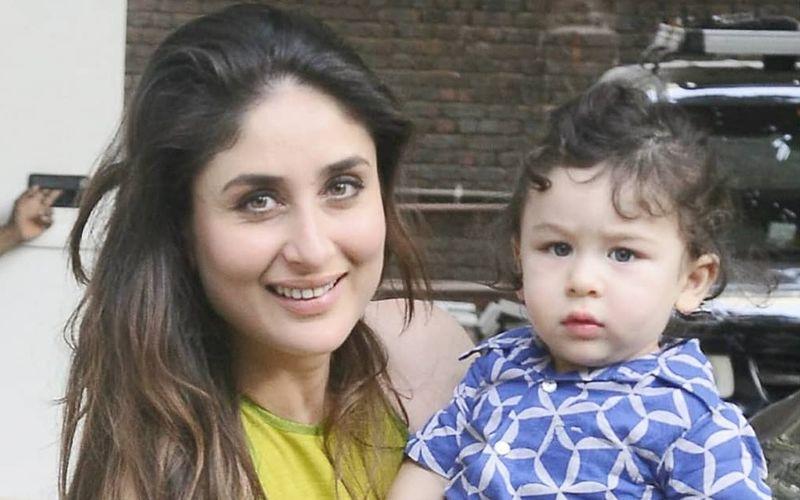 करीना कपूर की इस आदत को बिलकुल पसंद नहीं करते लाड़ले तैमुर अली खान