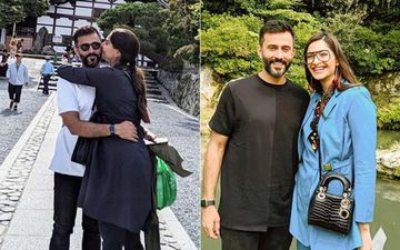 Sonam Kapoor's Japan Getaway With Hubby Anand Ahuja Is Total Bliss- SEE PICS