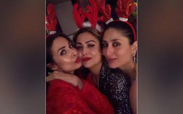 This Pic Of Kareena Kapoor Khan With Her Besties Malaika Arora And Amruta Arora Is Pure BFF Goals