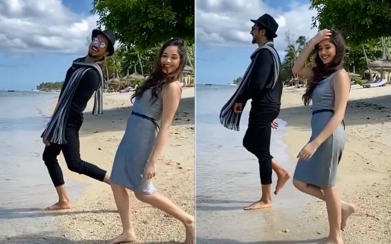 It's Vacay Time For Jannat Zubair - TikTok Star Faisal Shaikh; Duo Chill In Mauritius After Announcing Their Next Together