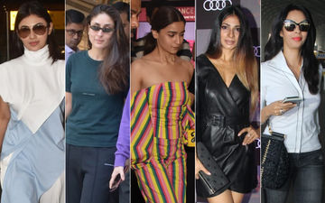 झकास या बकवास: मौनी रॉय, करीना कपूर खान, आलिया भट्ट, तनिषा मुख़र्जी या मल्लिका शेरावत?