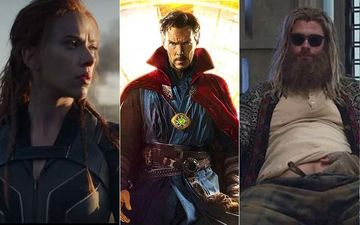 From Black Widow, Doctor Strange 2 To Thor: Love And Thunder- Check Out Confirmed Release Dates Of MCU Phase 4 Movies