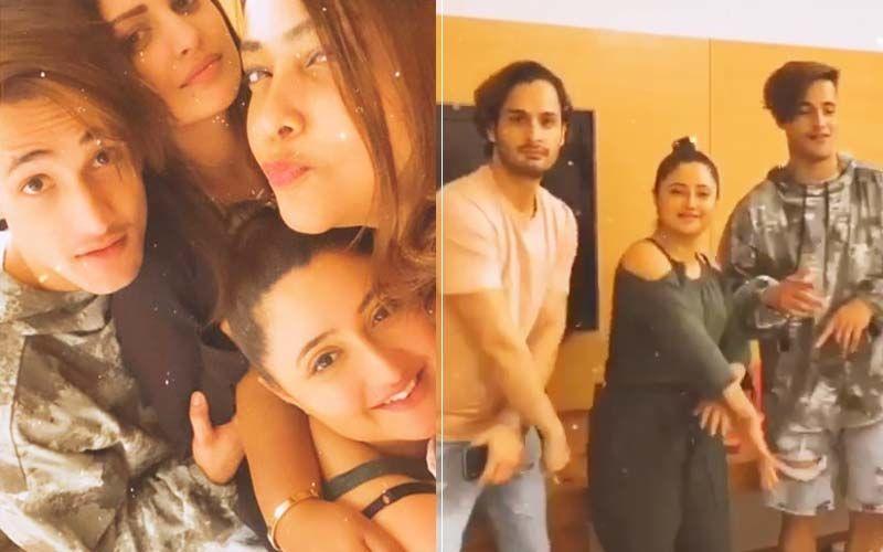 Bigg Boss 13: Asim Riaz, Himanshi Khurana, Rashami Desai Party After BB Finale, Umar Riaz Joins In-INSIDE PICS AND VIDEOS