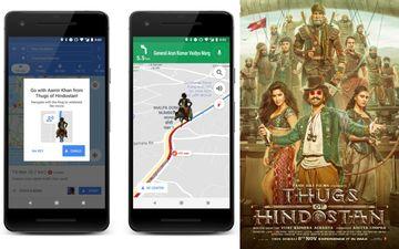ठग्स ऑफ हिंदोस्तान: अब गूगल मैप पर आमिर खान के साथ कीजिये अपना सफर