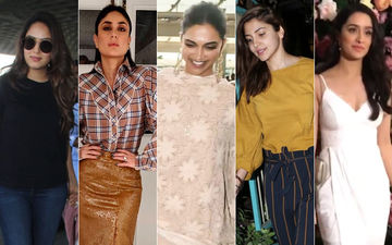 STUNNER OR BUMMER: Mira Rajput, Kareena Kapoor Khan, Deepika Padukone, Anushka Sharma Or Shraddha Kapoor?