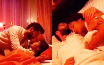 Ishqbaaaz's Surbhi Chandna And Nakuul Mehta's Suhaag Raat Video Is A Perfect Goodbye Gift For Fans