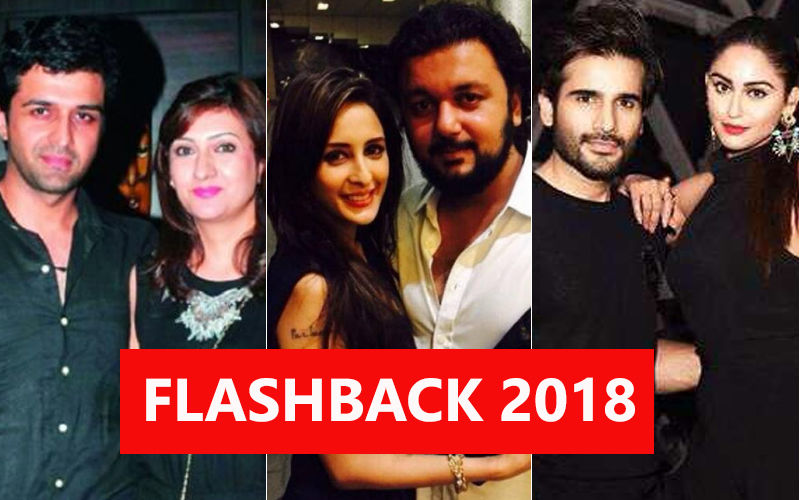 7 Break-Ups Of Indian Television In 2018 That Took Us By Surprise