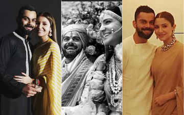 Anushka Sharma-Virat Kohli 1ST Wedding Anniversary: 12 Clicks Of The Couple Celebrating 12 Months Of Pure Love