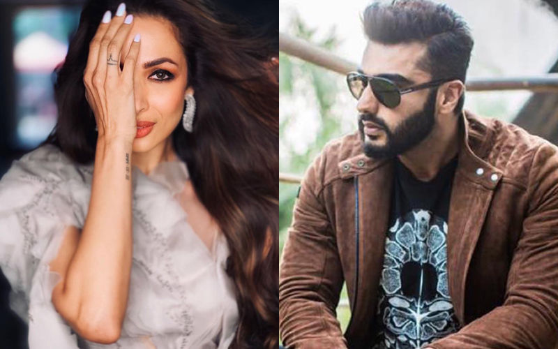 Malaika Arora Finds Arjun Kapoor's This Look 'Steaming Hot'