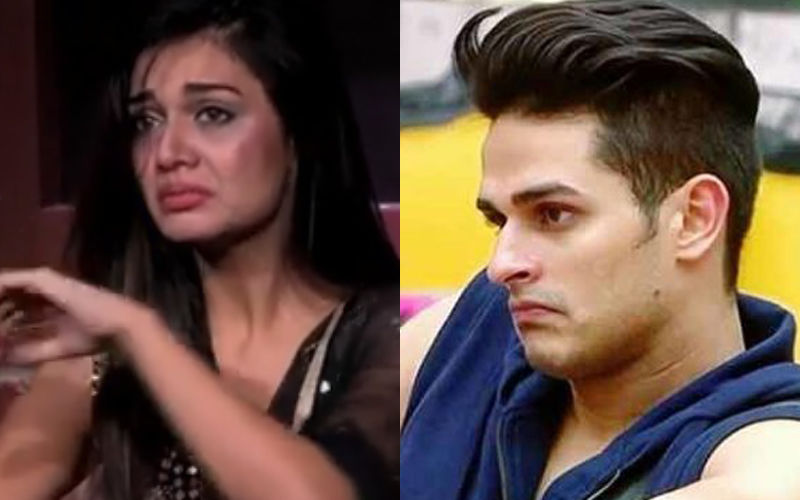 "Divya Agarwal Breaks Down, ""Priyank Sharma's Heart Is Black, He Spoiled My Life"""