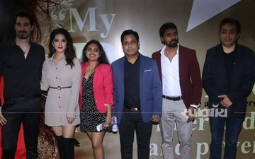 सनी लियॉन ने पति डेनियल वेबर के साथ मिलकर लॉन्च किया खुद का फैशन ब्रांड: देखिए तस्वीरें