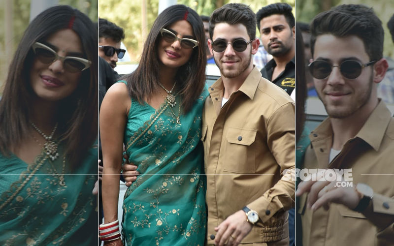 Priyanka Chopra-Nick Jonas Mark Their First Official Appearance As Mr And Mrs Jonas