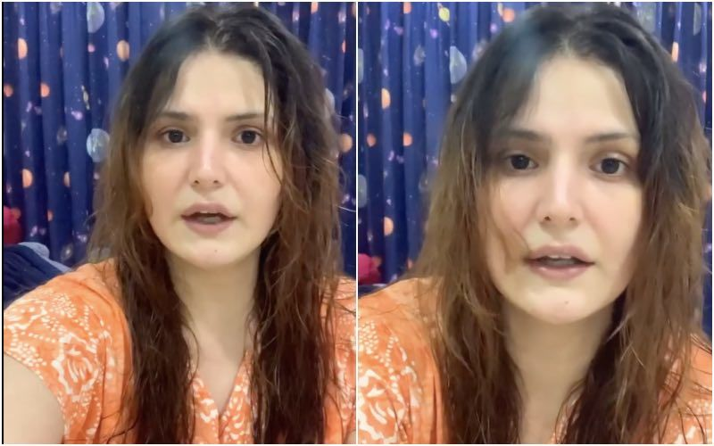 Zareen Khan Disappointed With Her Experience At A Renowned Hospital In Mumbai; Says: 'I Have Had A Very Disturbing Experience'