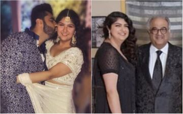 Boney Kapoor Is Proud Of His Daughter Anshula For Taking Care Of COVID-19 Positive Brother Arjun Kapoor