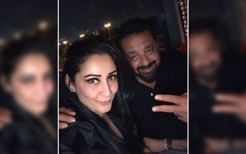 Sanjay Dutt Leaves For Dubai With Wife Maanayata Dutt For This Special Reason