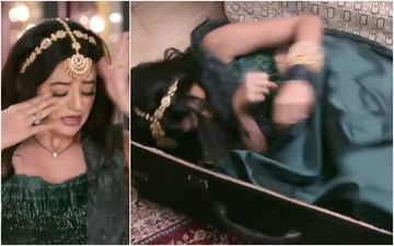 Ishq Mein Marjawan 2: Netizens Go ROFL After Seeing A Hilarious Scene Of Helly Shah Packing Herself Up In A Luggage Bag
