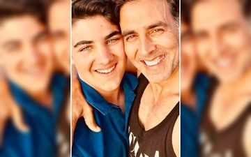 Akshay Kumar Gets Nostalgic While Wishing Son Aarav On His 18th Birthday; 'Will Carry You In My Arms, Until It's Time For You To Carry Me'