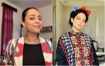 Swara Bhasker Calls Her Tanu Weds Manu Co-Star Kangana Ranaut 'Sickening' And Her Comments On Jaya Bachchan 'Shameful'; Says: 'Bus Karo Please'