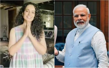 Kangana Ranaut Shoots A Special Birthday Video For PM Narendra Modi's 70th Birthday; Says 'We Are Fortunate To Have You'