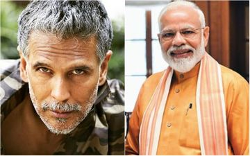 PM Narendra Modi Replies To Milind Soman's Birthday Wish For A 'Proactive Opposition'; Says Milind Has 'Wishful Thinking'