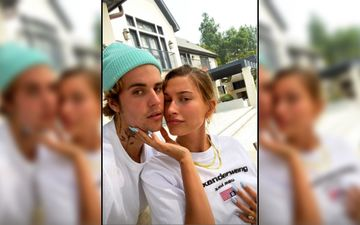 Justin Bieber And Hailey Baldwin Celebrate Their Two Year Wedding Anniversary With A Picnic And Some Cute Singing