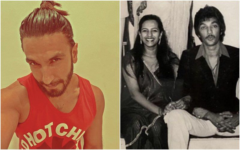 Ranveer Singh Shares A 'Then And Now' Photo Of His Parents On Their 40th Wedding Anniversary That Has 'Pure Love' Written All Over It