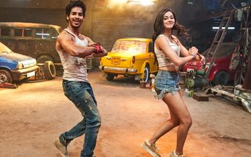 Khaali Peeli Song Tehas Nehas: Ishaan Khatter And Ananya Panday Romance In The Garage In This New Track