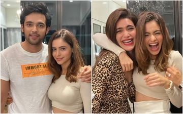 Kasautii Zindagii Kay 2: After Bidding Farewell, Aamna Sharif Says Relationships Are Permanent; Shares Lovely House Party Photos With Parth Samthaan, Karishma Tanna