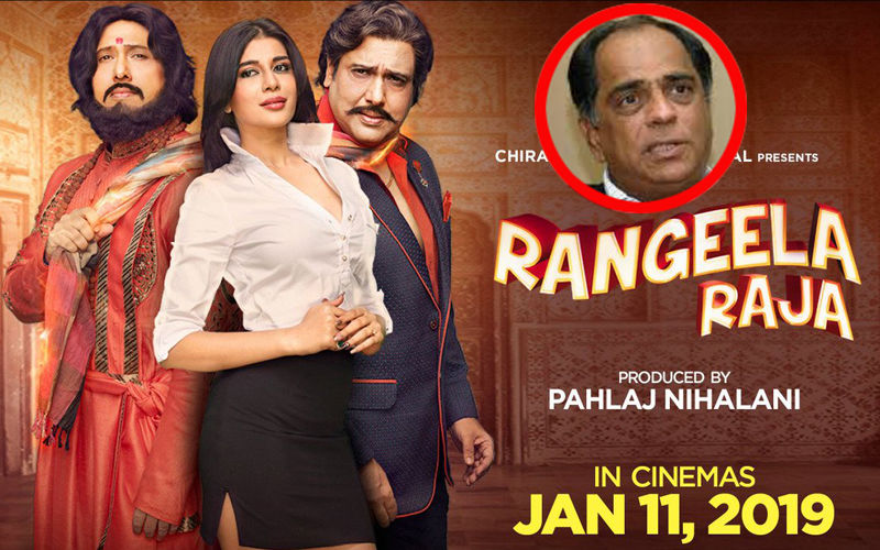 Pahlaj Nihalani's Battle With CBFC Ends! Govinda's Rangeela Raja To Finally Release On January 11