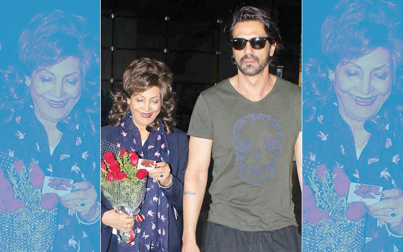 Arjun Rampal's Mother Passes Away, Loses Battle With Cancer
