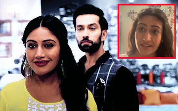 Surbhi Chandana Aka Annika's Last Words Before Her Exit From Ishqbaaaz- Watch Video