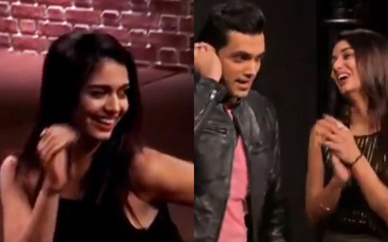 Divya Agarwal Proposes To Parth Samthaan, Dances To Kamli To Impress Him And Guess What He Replies?