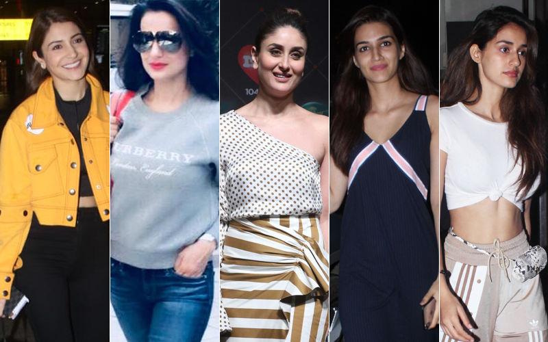 STUNNER OR BUMMER: Anushka Sharma, Ameesha Patel, Kareena Kapoor Khan, Kriti Sanon Or Disha Patani?
