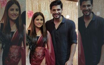 Nimki Mukhiya Actress Bhumika Gurung's Secret Roka With Boyfriend Keith