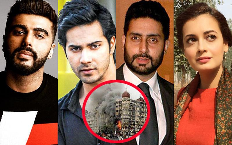 10 Years Since 26/11 Mumbai Terror Attack: Arjun Kapoor, Varun Dhawan, Abhishek Bachchan, Dia Mirza Salute The Martyrs